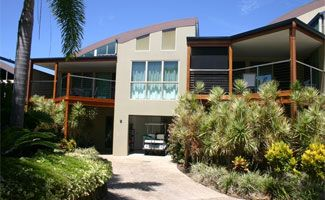 Deluxe Holiday Villas cooinda