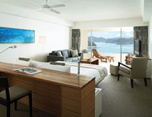 Hamilton Island Accommodation reef view hotel