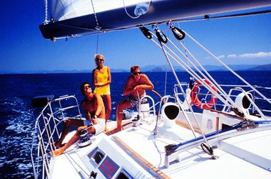 Whitsunday Rent A Yacht 1