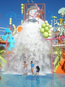 Gold Coast Theme Parks white-water-world