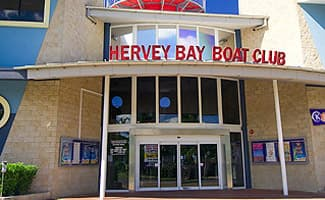 Boat Club, Hervey Bay