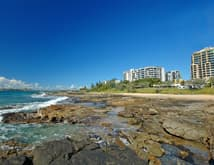 Beaches, Sunshine Coast