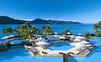Hayman Island Holiday, Queensland