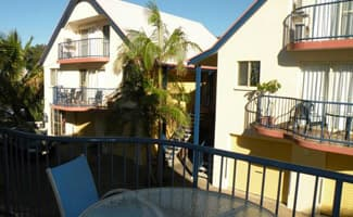 Rainbow Getaway Holiday Apartments, Rainbow Beach
