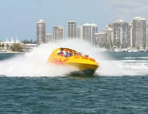 Jetboat Tours, Gold Coast