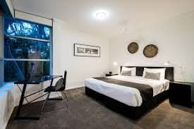 The Chancellor Apartments Room