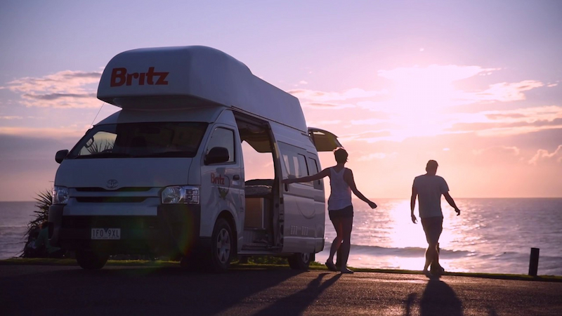 Britz Australia New Zealand Campervan Hire