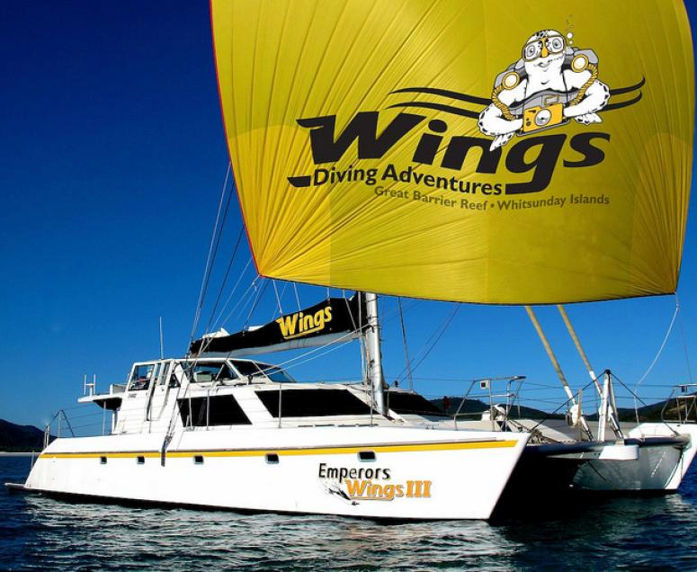 Emperors Wings Sailing